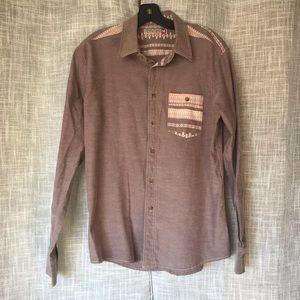 Sovereign Code LS Button Up Shirt